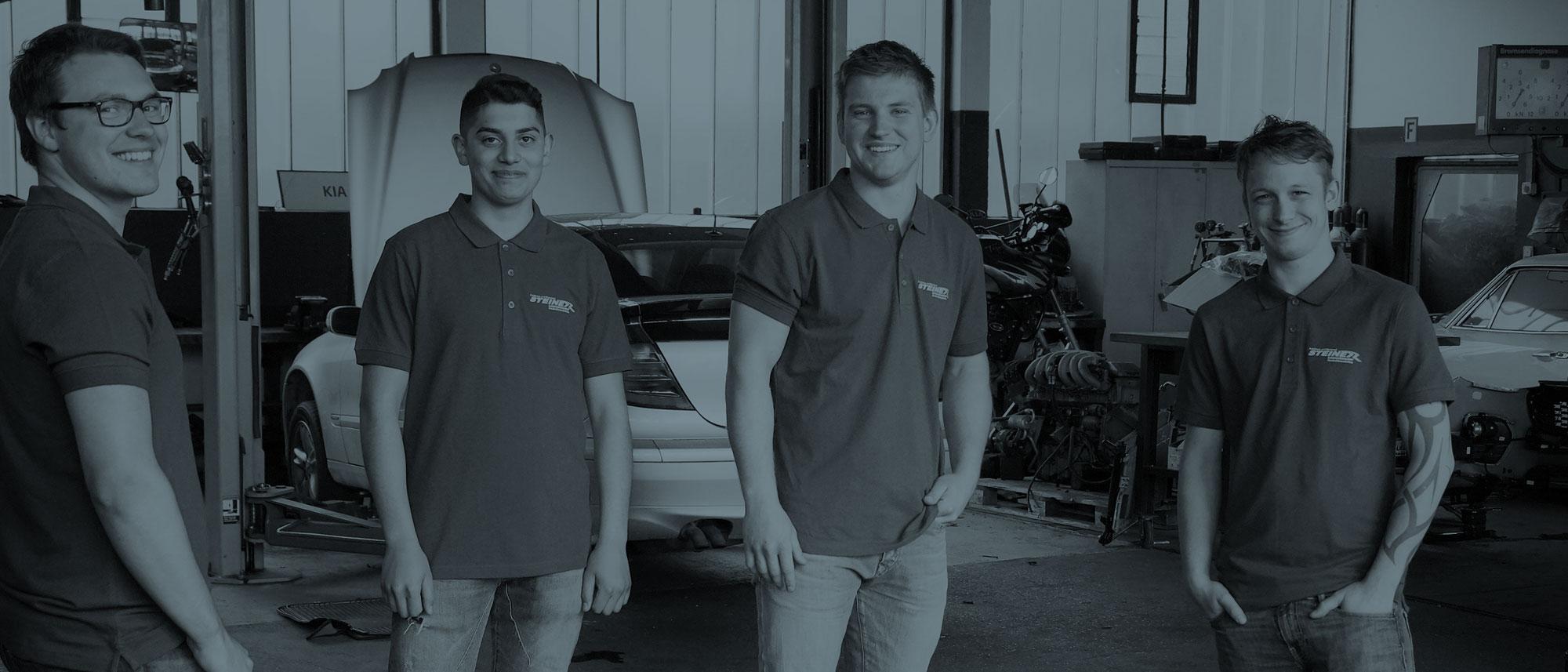 Autohaus Steiner Team