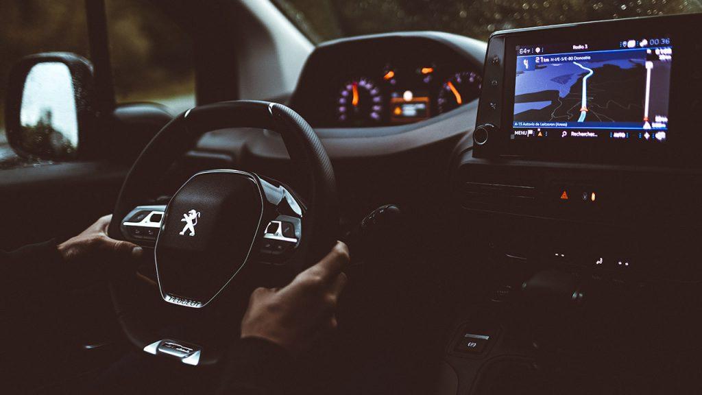 Peugeot Rifter Amaturen