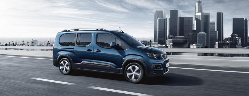 Peugeot Rifter Stadt